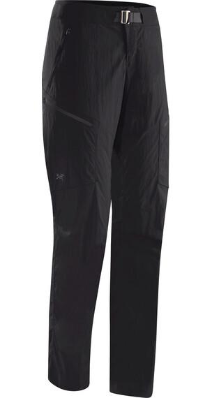 Arc'teryx Palisade lange broek Dames zwart